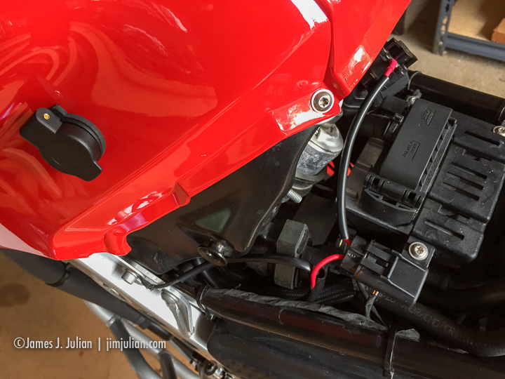 BMW G650GS Powerlet Final Assembly