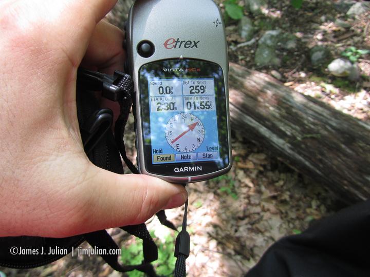 First Geocaching Adventure 01