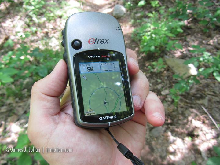 First Geocaching Adventure 10