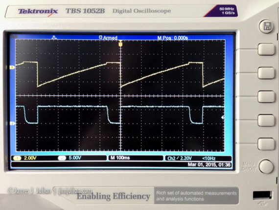 New Tektronix Oscilloscope