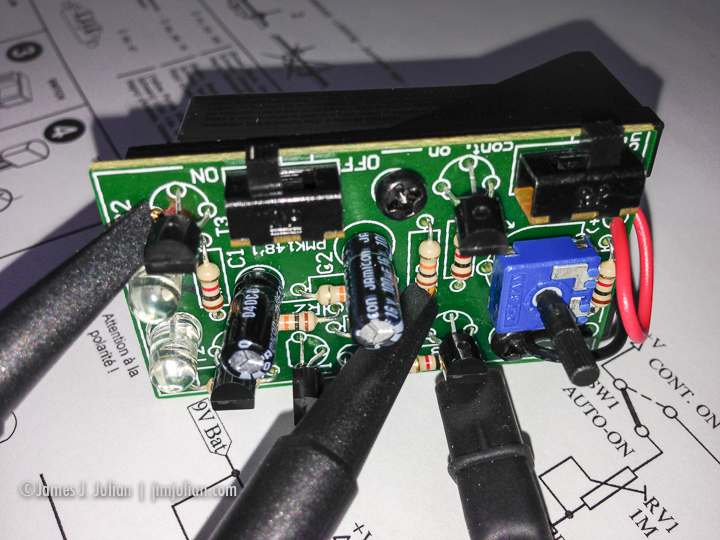 New Tektronix Oscilloscope Testing