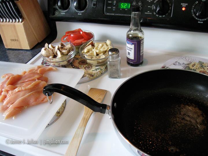 One-Pan Chicken Dinner 1